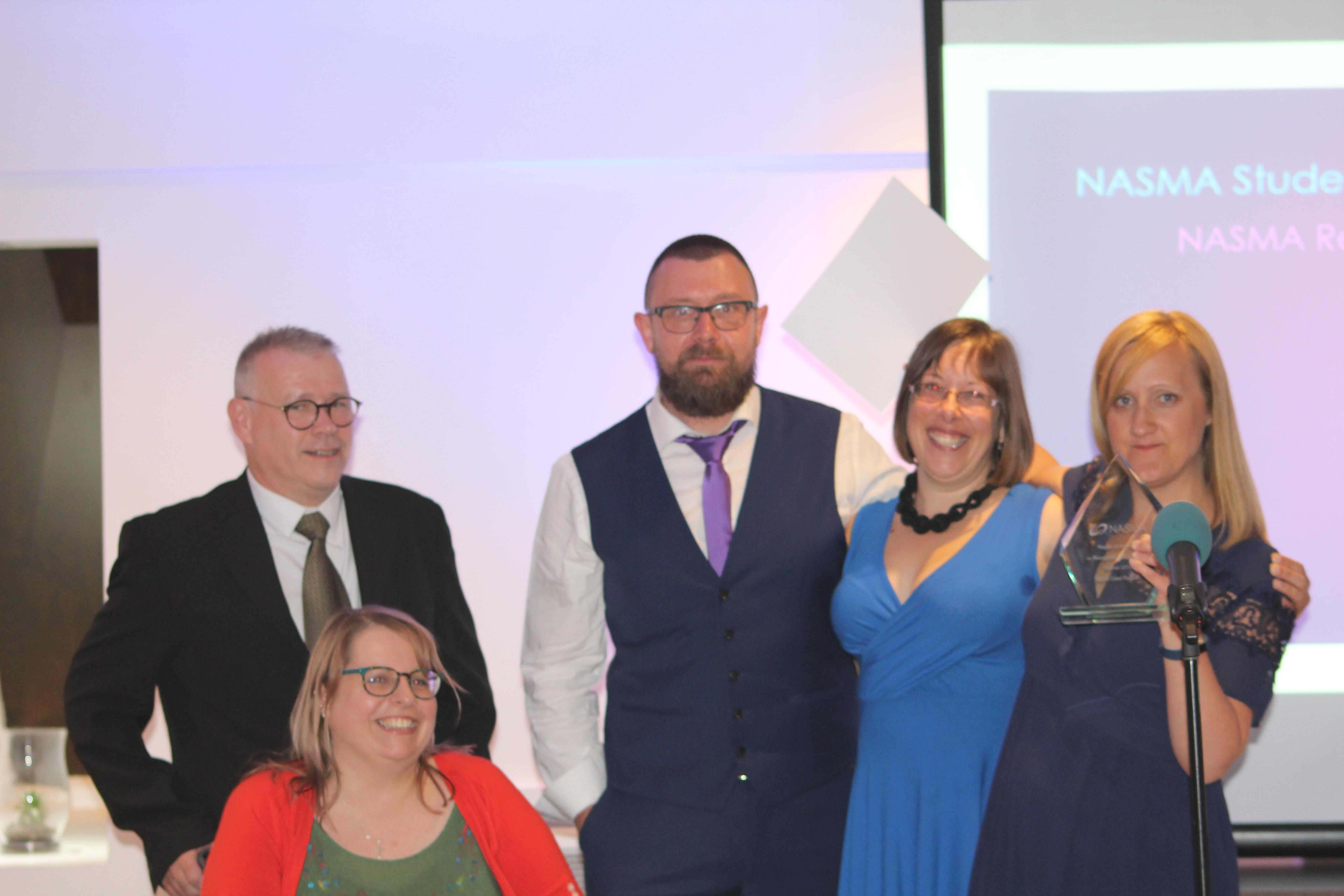 NASMA Awards 2018